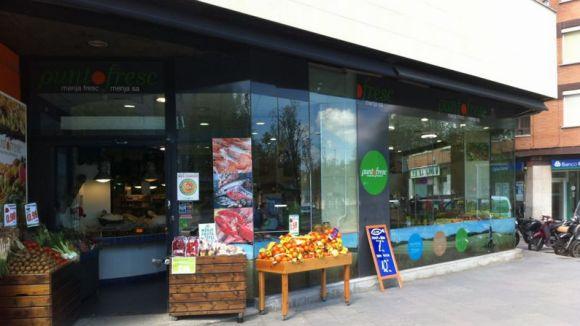 Punt Fresc obre una nova botiga al carrer de Valldoreix