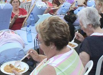 El Centro Castellano Manchego reuneix per primera vegada més de 300 puntaires