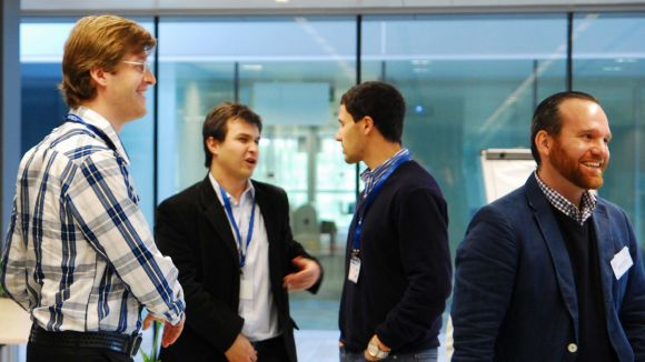 La 5a edició del Quest For Talent reuneix start up i estudiants d'Esade