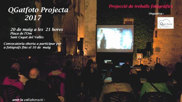 QgatFoto obre la convocatòria per participar a la projecció d'imatges de la Nit de l'Art