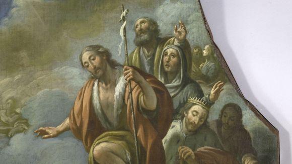 El CRBMC restaura una de les principals obres d'Antoni Viladomat