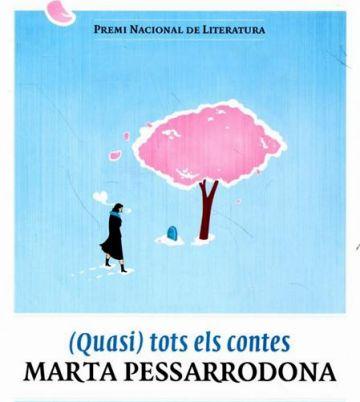 '(Quasi) tots els contes' de Marta Pessarrodona, ja a la venda