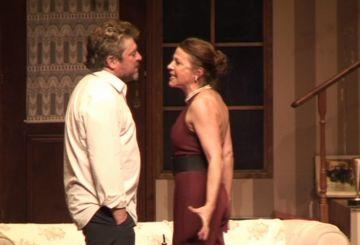 'Qui té por de Virginia Woolf?' colpeix el públic del Teatre-Auditori