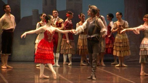 La Companyia Nacional de Dansa tanca la temporada del Teatre-Auditori amb l'estrena de 'Don Quijote'