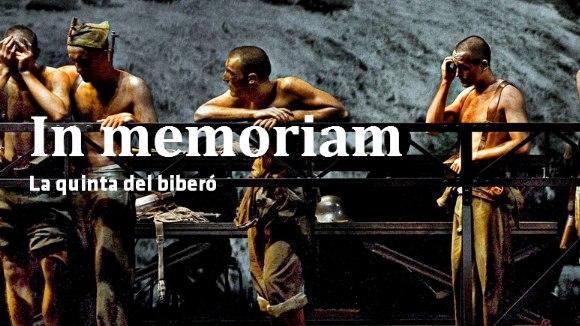 Teatre: 'In memoriam. La quinta del biberó'