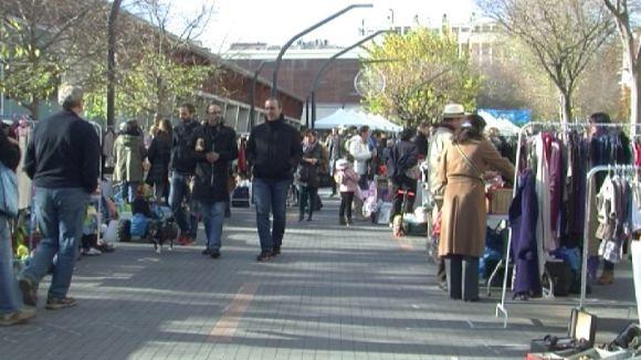 La R-Festa vol consolidar-se a Sant Cugat per promoure la reutilització de productes