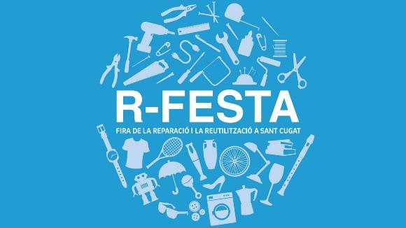 R-Festa: Fira de la reparació i la reutilització a Sant Cugat