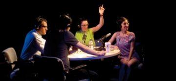 El món de la ràdio arriba a la Casa de Cultura amb 'Nits de ràdio dos punt zero'