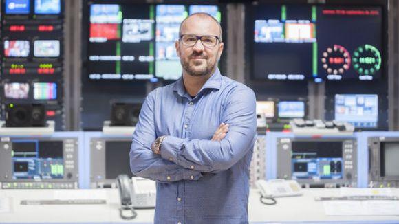 Rafael Lara, nou cap d'informatius de RTVE a Catalunya