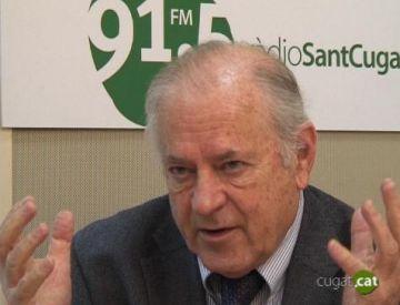 Rafael Recolons serà el nou president de l'associació Amics de la Unesco