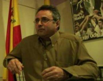 Rafa Merino, nou president de la Penya Madridista de Sant Cugat