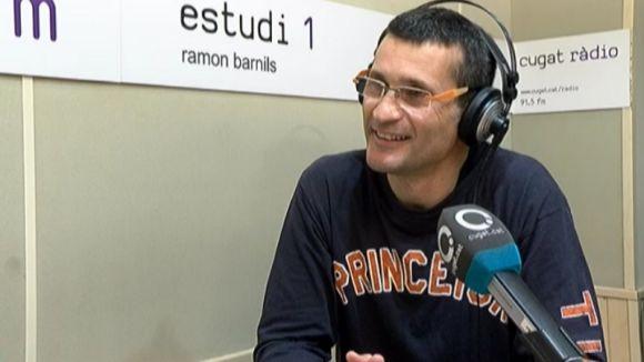 El periodista Rafel Bagot publica el seu primer llibre, 'Corre, vola, viu!'