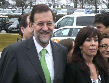 Rajoy visita Sant Cugat per conèixer  les instal·lacions de Hewlett-Packard