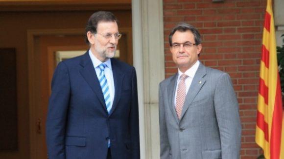 Els partits es posicionen després del 'no' al pacte fiscal