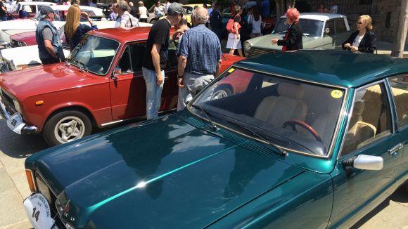 El Ral·li Mas Gener-Monestir viu la cinquena edició amb una trentena de vehicles