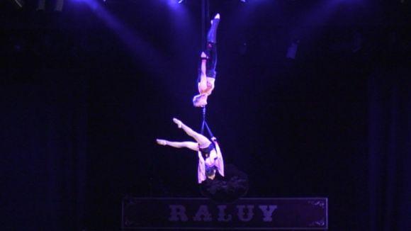 El Circ Raluy i el Teatre-Auditori es fusionen a 'Big Top...Inside!'