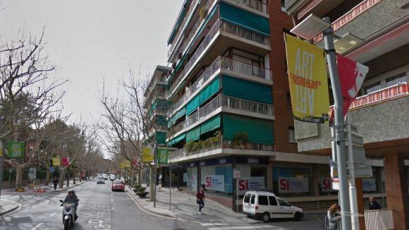 Detingut un home a Sant Cugat en un operatiu contra delictes de patrimoni