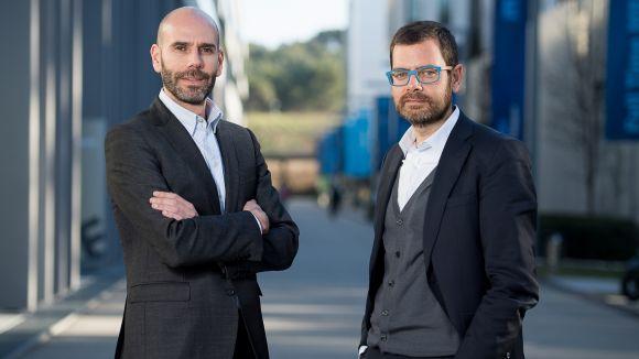 Ramón Aspa i Oriol Alcoba, nous president i director general d'EsadeCreapolis