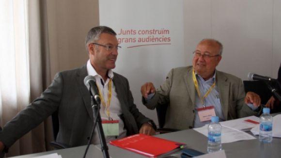 El santcugatenc Ramon Grau és el nou president de l'AMIC