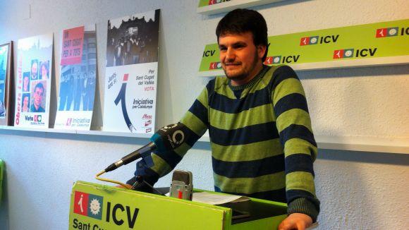 ICV-EUiA demana disculpes per haver vinculat l'adjudicació d'un projecte a una exregidora de CiU