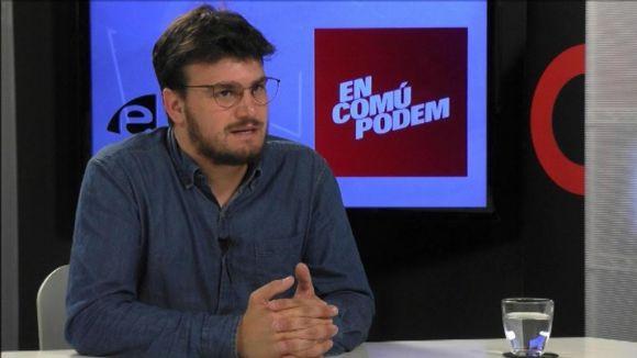Ratificada la candidatura de Ramon Gutiérrez per ser l'alcaldable de Sant Cugat en Comú
