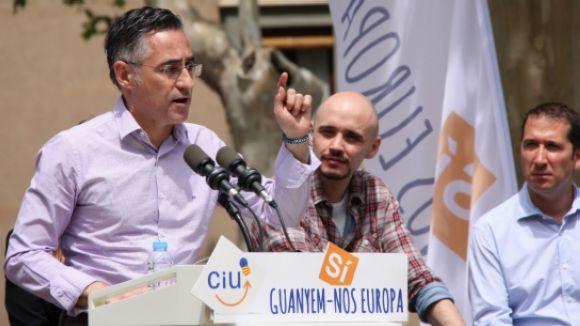 Tremosa carrega contra els partits que culpen Europa dels seus fracassos