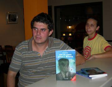 Ramon Usall presenta la seva novel·la al Terra Dolça