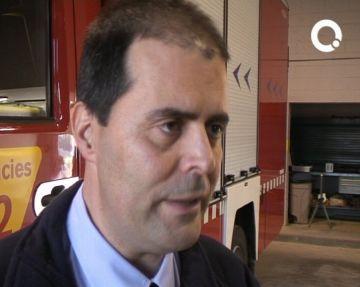 Els Bombers alerten de l'acumulació de material combustible a Collserola