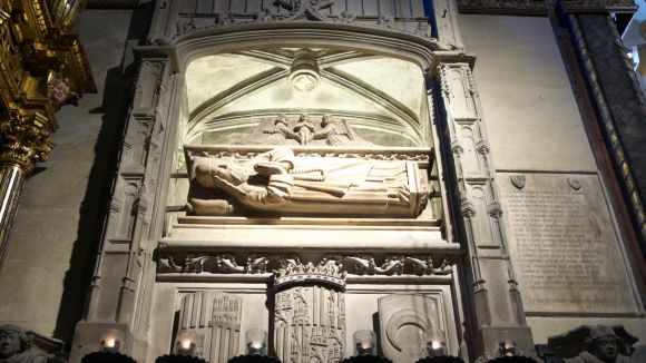 Sepulcre de Ramon Llull / Foto: Creative Commons