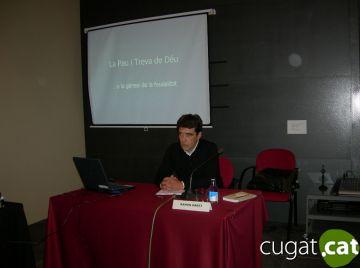 Les biografies de l'Abat Oliba i de Jaume I, protagonistes d'un cicle de confèrencies
