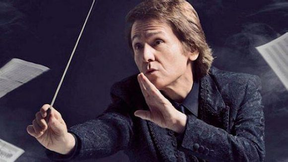 L'ONCA assaja al conservatori de Sant Cugat un concert amb Raphael