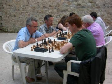 Jugar a escacs és una de les propostes de la Festa Major d'enguany