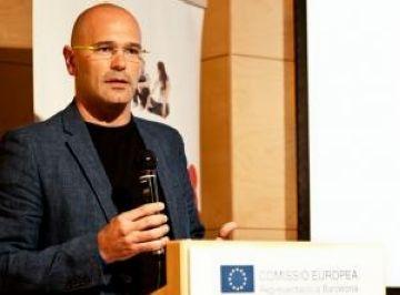 Romeva responsabilitza PP i PSOE del veto a l'esmena sobre el català a la UE