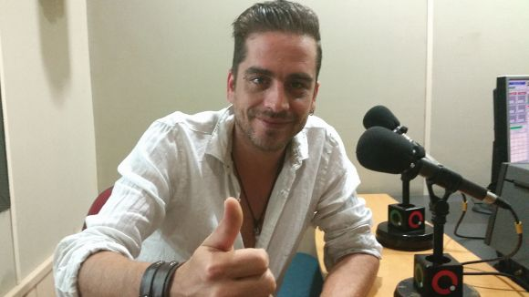 Raúl Pulido presenta 'Huesos de punta' al 'Ritme santcugatenc'