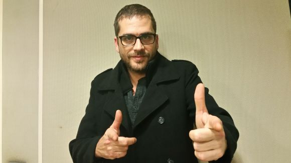 Raúl Pulido explica al 'Ritme santcugatenc' la gira amb La banda trapera del río