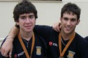 Polo i Tarancón, campions infantils amb Barcelona Sud