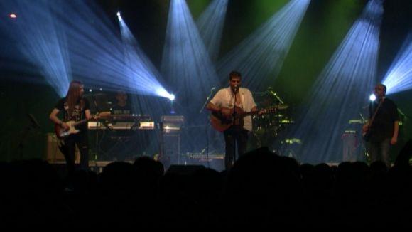 Raúl Pulido presenta en directe a la Festa Major el seu últim treball