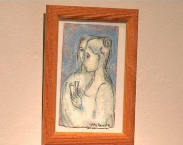 Raventós arriba a la Canals Galeria d'Art en una mostra pels seus 80 anys