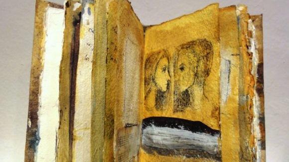 Exposició: 'Una trajectòria creativa', de Maria Assumpció Raventós