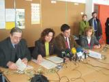 La consellera d'Educació creu que amb els equipaments previstos es cobrirà la demanda del municipi