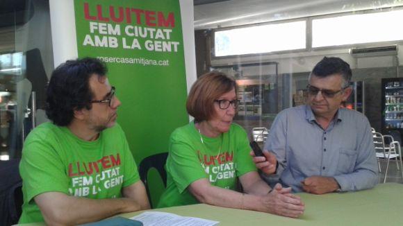 ICV-EUiA defensa encetar el debat de la remunicipalització del servei de l'aigua