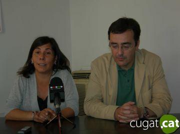 Joan Recasens estarà al capdavant d'UDC a les comarques de Barcelona quatre anys més