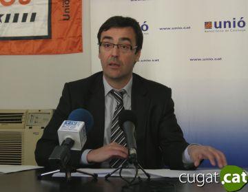 CiU preguntarà al Parlament sobre els efectes de la ventada a Collserola i sobre el futur hospital de referència