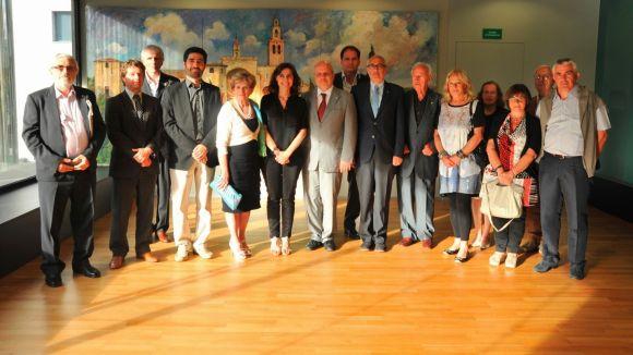 La gastronomia estreny els lligams entre Alba i Sant Cugat