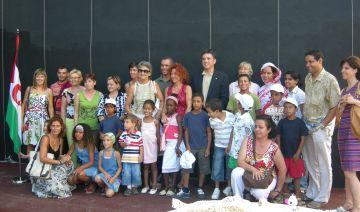 Sant Cugat dóna la benvinguda als nens sahrauís que passen les vancances a la ciutat