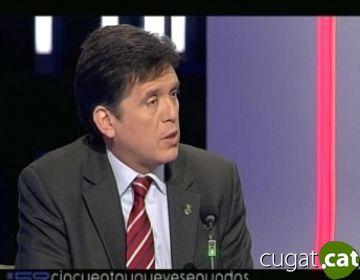 Lluís Recoder: 'El fons estatal d'inversió local no soluciona la crisi ni el finançament municipal'