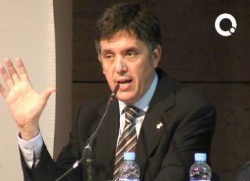 Lluís Recoder: 'Madrid havia de tirar endavant la reforma laboral amb o sense consens'