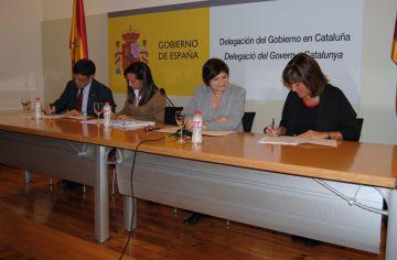 Foment finançarà pisos protegits al campus universitari de Sant Cugat