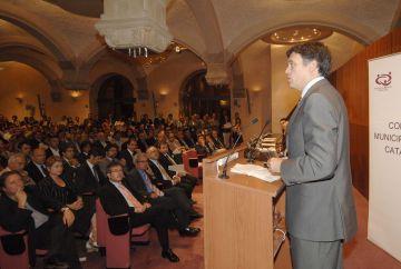Recoder: 'Els municipis volem dependre de les finances de la Generalitat i no de l'Estat'