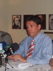 Lluís Recoder ha fet un balanç positiu de la primera meitat del mandat